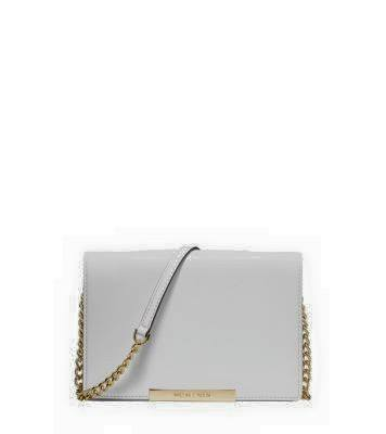LANA LEATHER CLUTCH