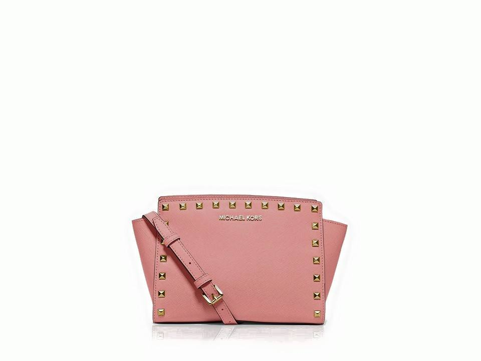 Michael Kors® Selma Stud Mini Messenger