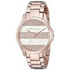 Armani Exchange Women's AX5244