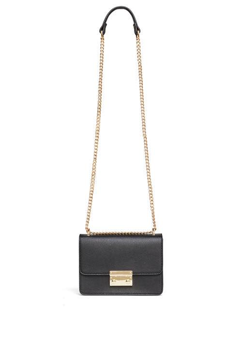 Kaia Faux-Leather Crossbody
