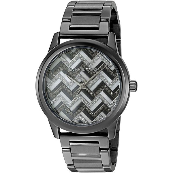 Michael Kors Women's Hartman Grey Watch MK3593