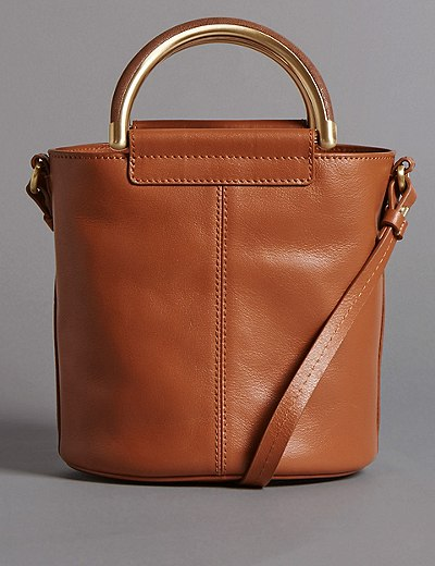 MARK & SPENCER AUTOGRAPH PURE LEATHER