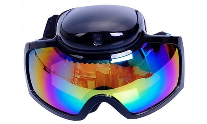 mắt kính Sport Goggles with HD DVR Camera