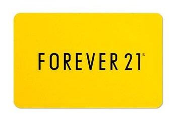 $200 E-gift code Forever 21 (Email Delivery)