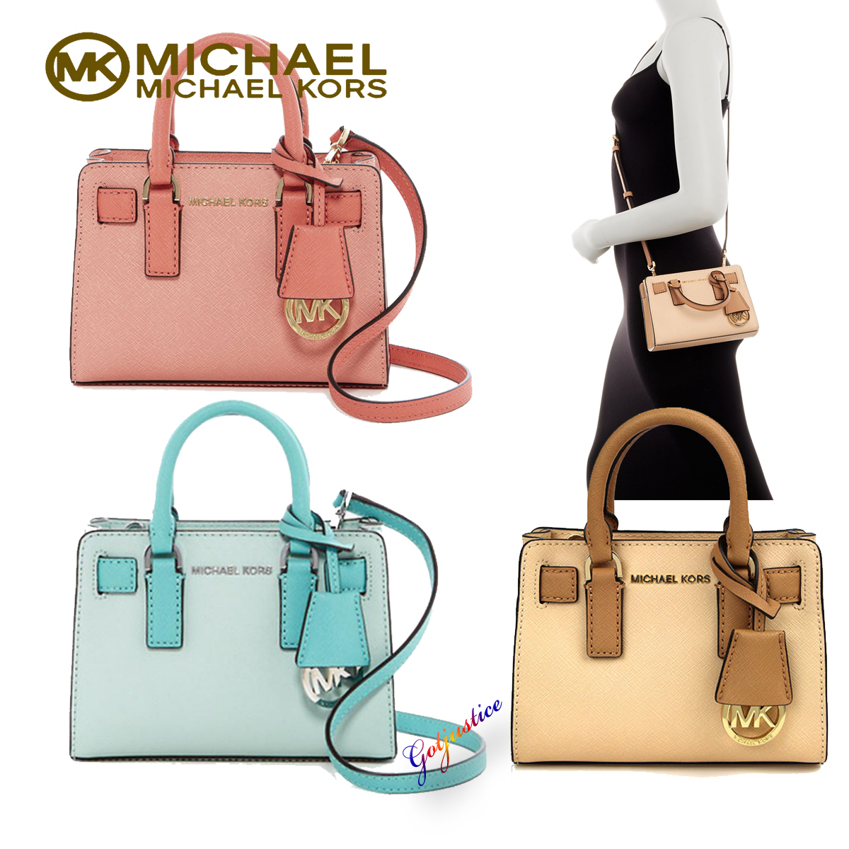 Michael Kors Dillon Color Block